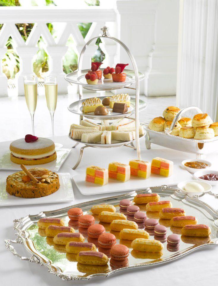 Tea Party Snack Ideas  Best 25 Afternoon tea ideas on Pinterest