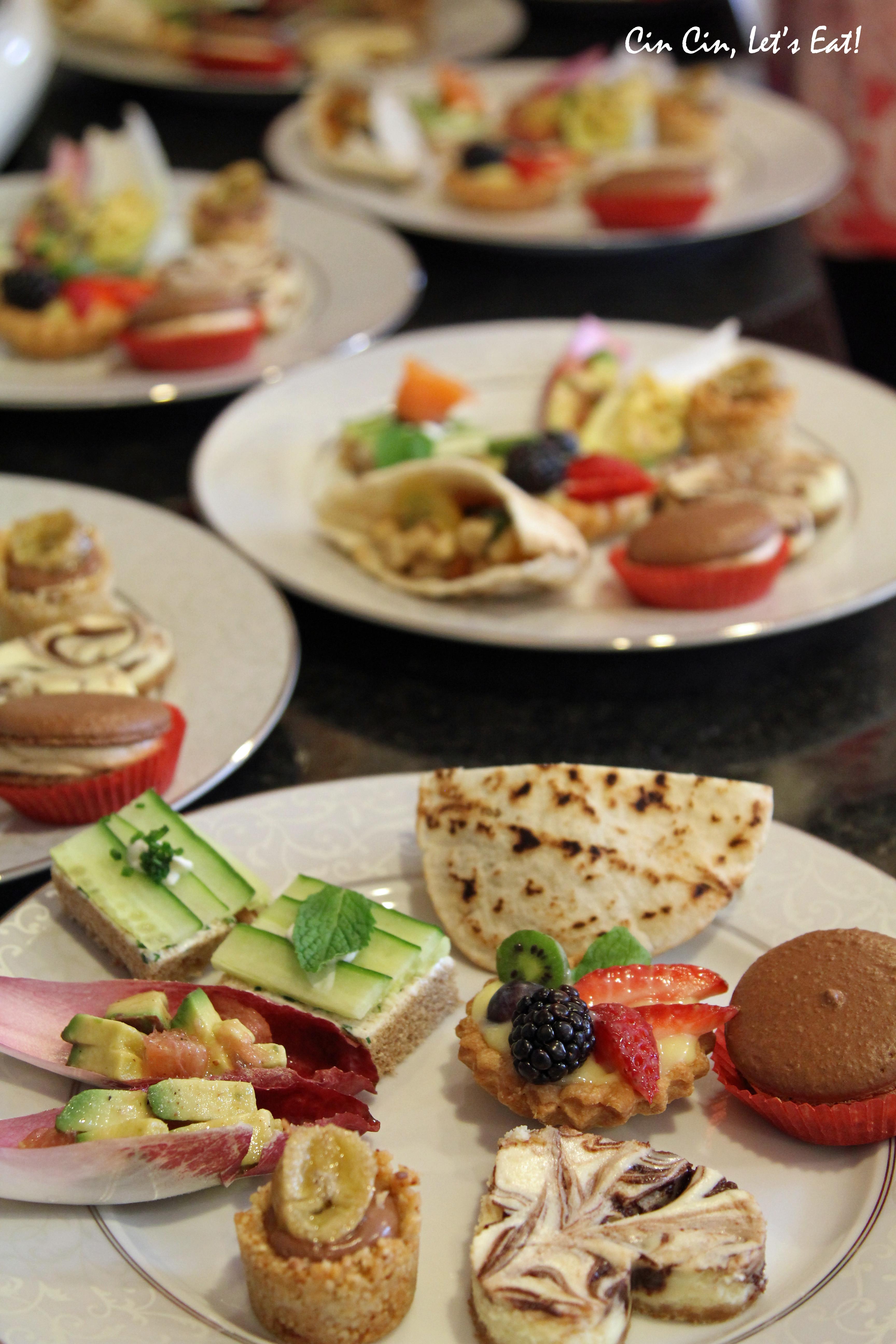 Tea Party Snack Ideas  Tea Party 2012 [recipes] – Cin Cin Let s Eat