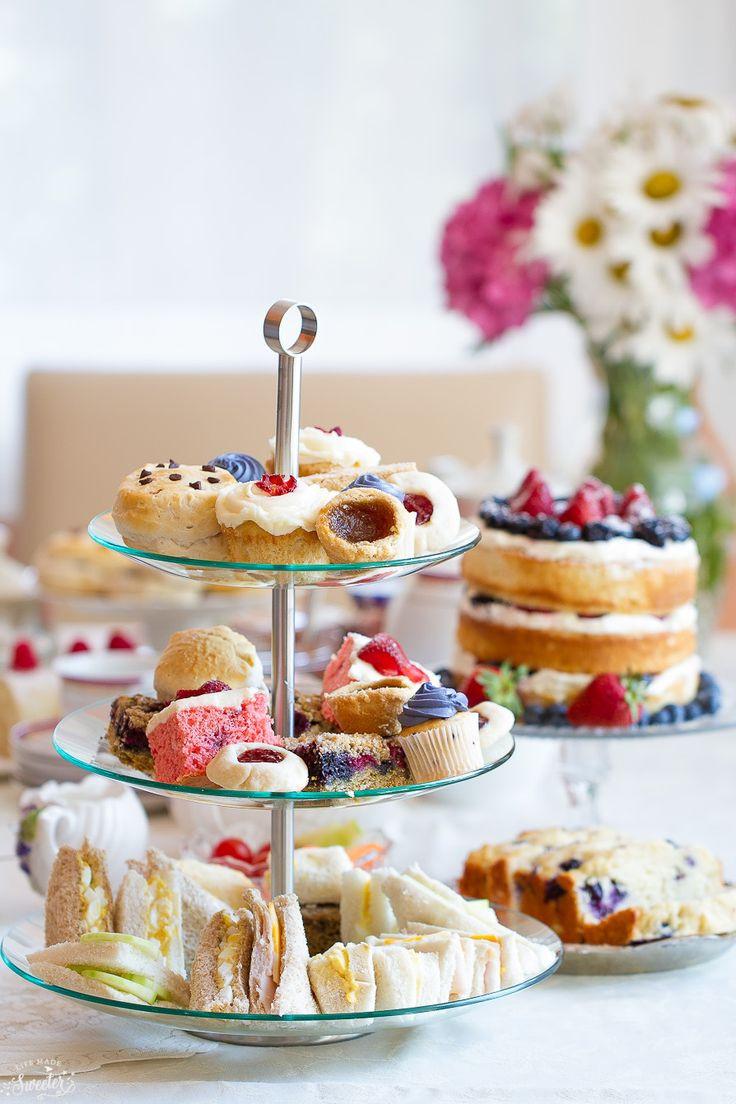 Tea Party Snack Ideas  Best 25 Tea party foods ideas on Pinterest