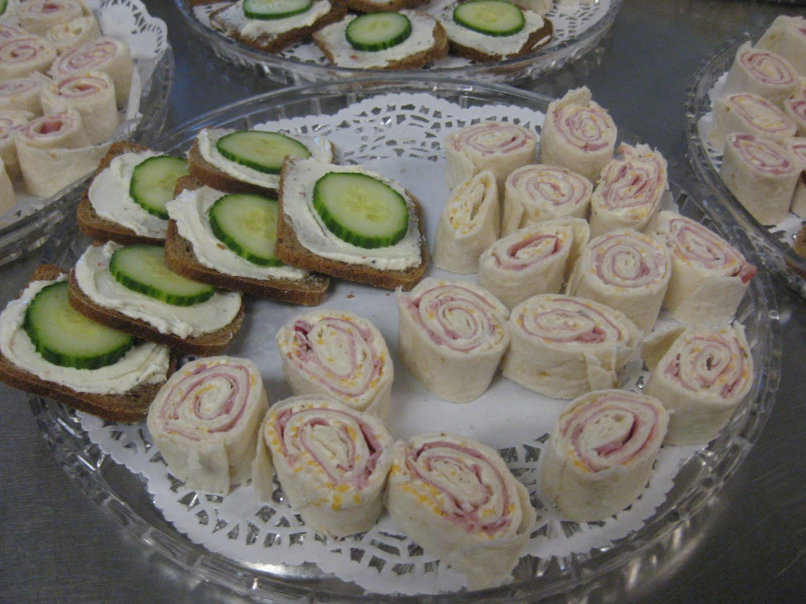 Tea Party Snack Ideas  The Pious Sodality of Church La s Tea Party Food