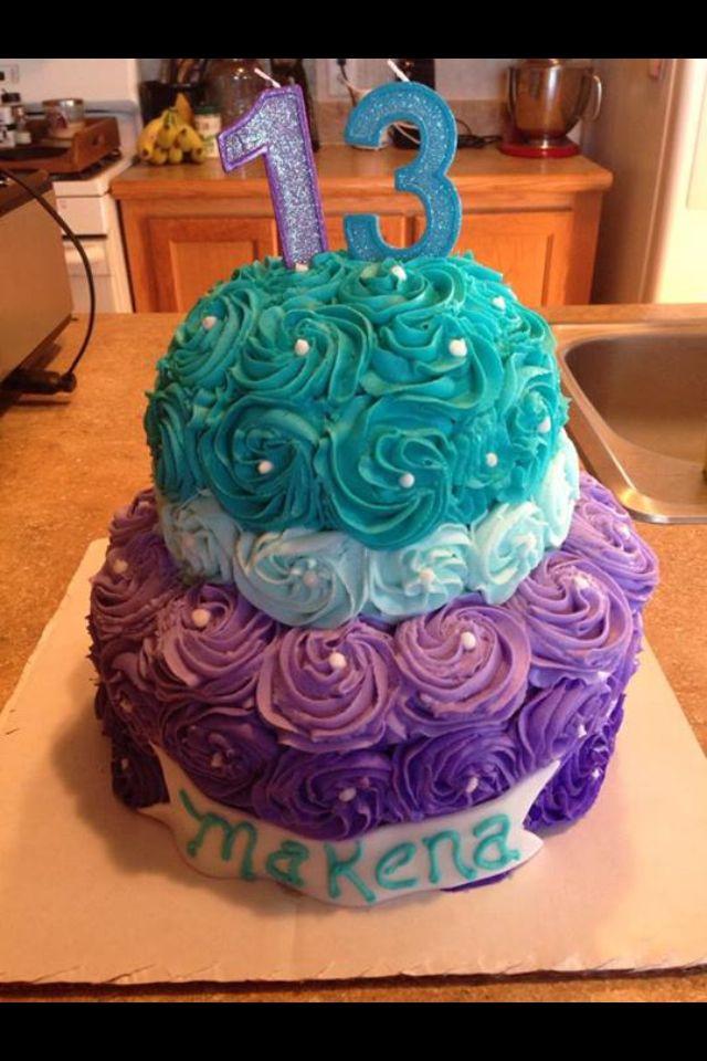 Teenage Birthday Cakes Ideas  Cakes on Pinterest