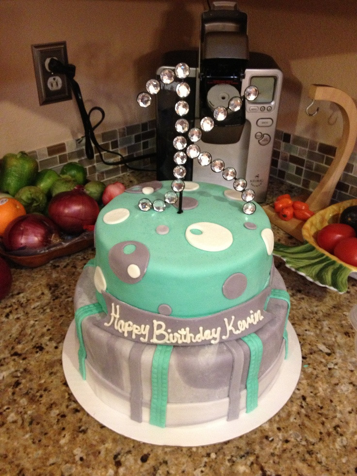 Teenage Birthday Cakes Ideas  49 best images about Birthday cakes on Pinterest