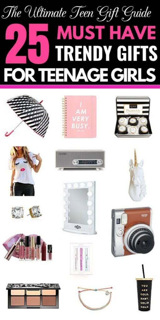 Teenage Girlfriend Gift Ideas  25 Must Have Gifts for Teenage Girls Word to Your Mother Blog