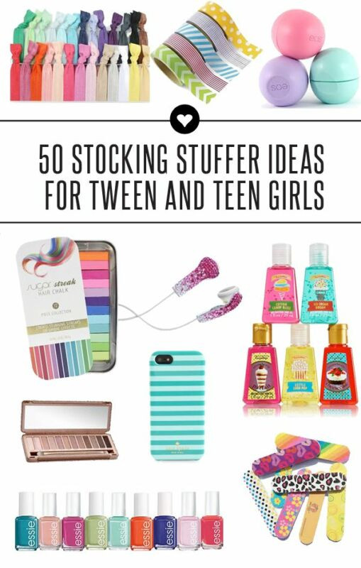 Teenage Girlfriend Gift Ideas  Small Gift Ideas For Tween & Teen Girls