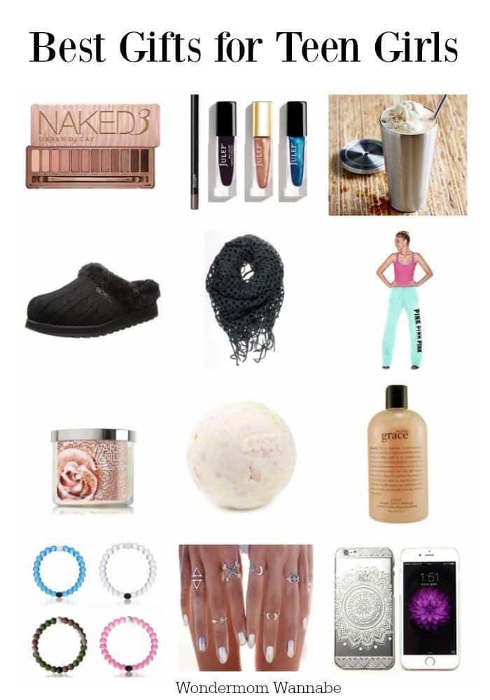 Teenage Girlfriend Gift Ideas  Best Gifts for Teen Girls