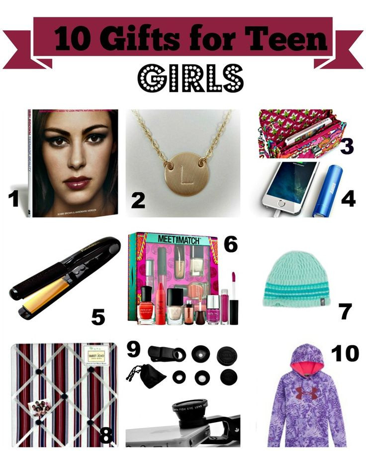 Teenage Girlfriend Gift Ideas  25 best ideas about Gifts For Teenage Girls on Pinterest