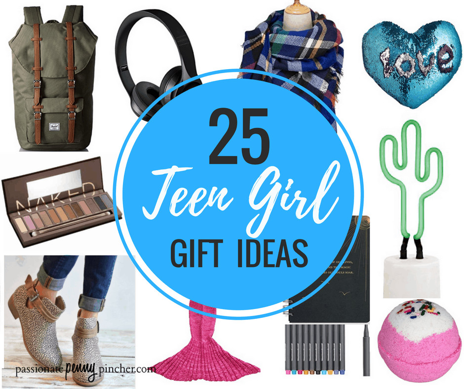 Teenage Girlfriend Gift Ideas  25 Holiday Gift Ideas for Teenage Girls