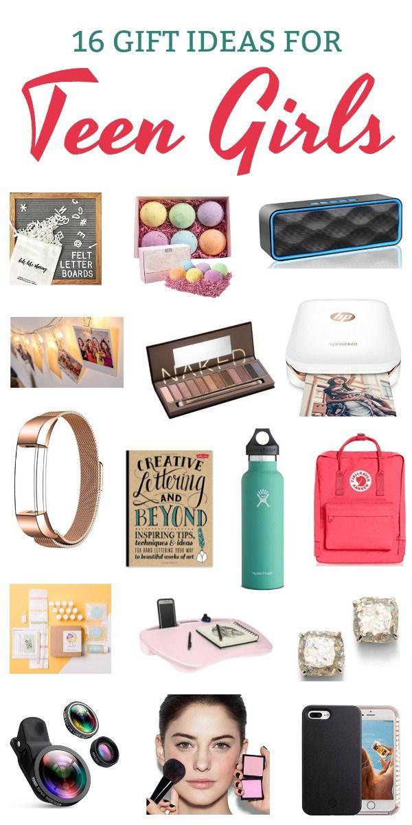 Teenage Girlfriend Gift Ideas  Best ts for teen girls
