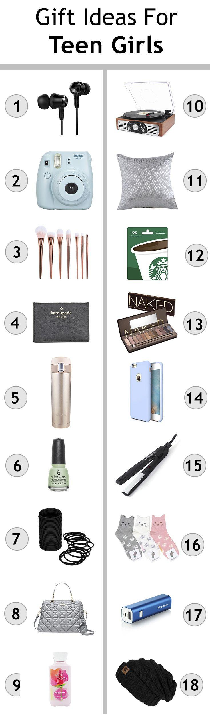Teenage Girlfriend Gift Ideas  Plus de 25 idées uniques dans la catégorie Cadeau ado 16