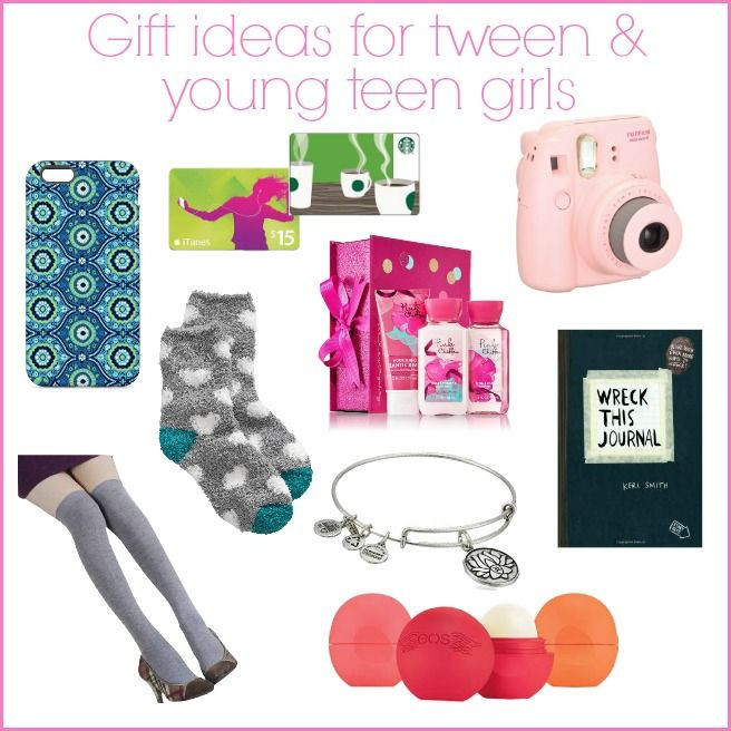 Teenager Gift Ideas For Girls  Gift Ideas For Tween & Teen Girls