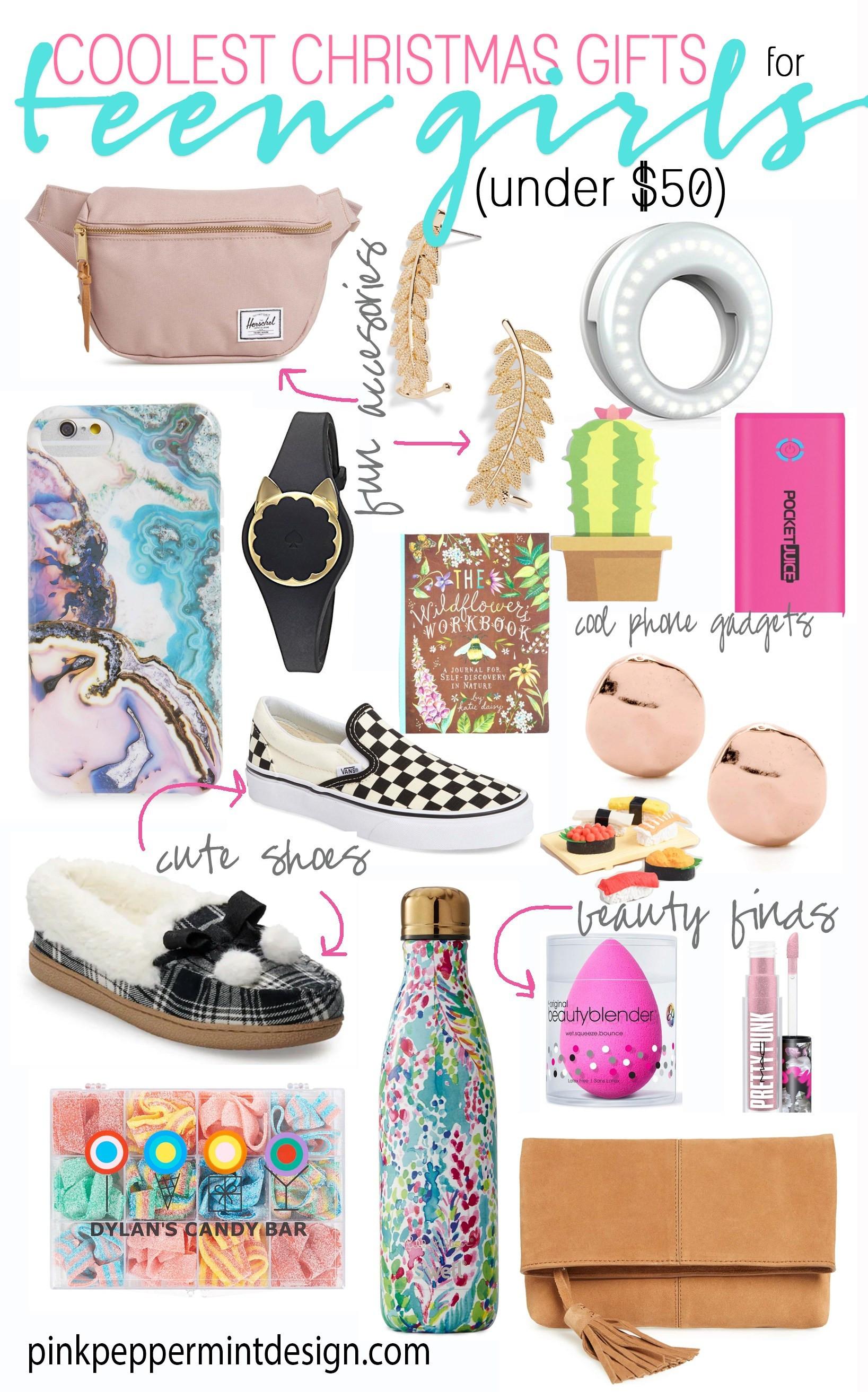 Teenager Gift Ideas For Girls  Teenage Tween Girl Christmas List Gift Ideas for Teen
