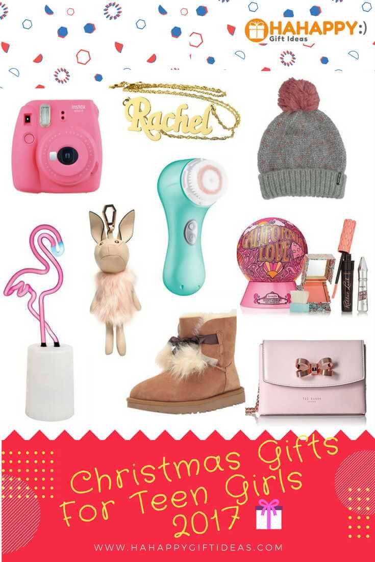Teenager Gift Ideas For Girls  26 Best Christmas Gift Ideas For Teen Girls 2017 Cute