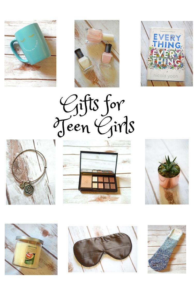 Teenager Gift Ideas For Girls  Gift Ideas for Teen Girls