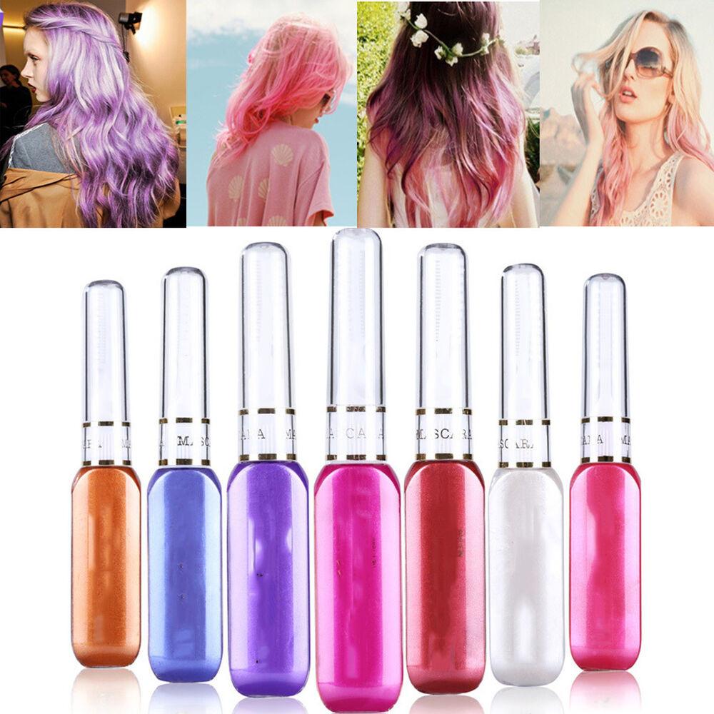 Temporary Hair Color DIY  1x e time Hair Color Hair Dye Cream Easy Temporary Non