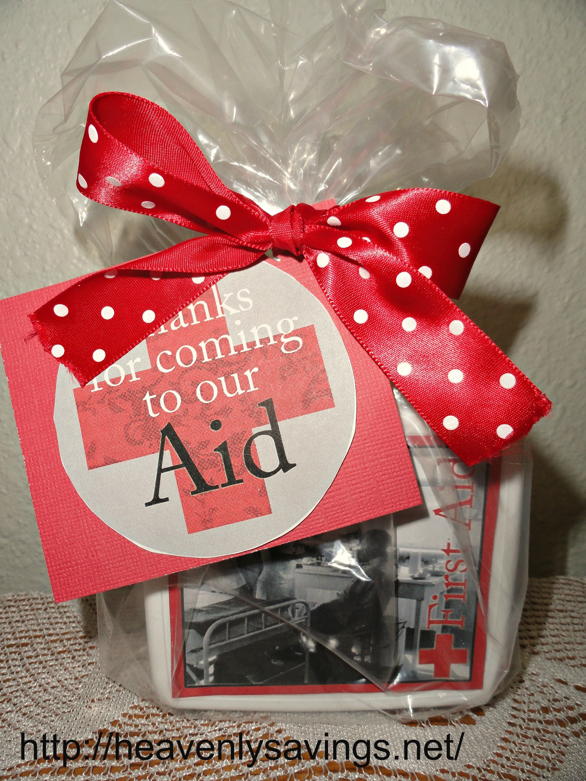 Thank You Gift Ideas  Cheap and Easy Thank You Gift