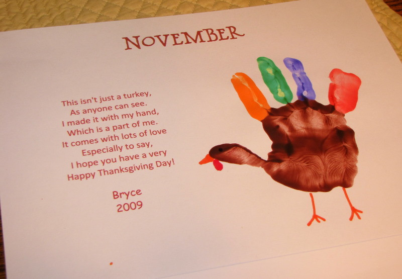 Thanksgiving Art Projects For Preschoolers  Thanksgiving Projects & Remember