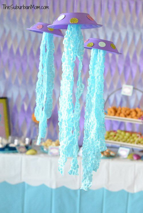 The Little Mermaid Party Ideas Pinterest  The Little Mermaid Ariel Birthday Party Ideas Food