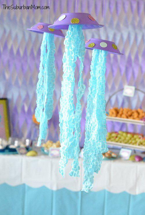 The Little Mermaid Party Ideas Pinterest  The Little Mermaid Ariel Birthday Party Ideas Food