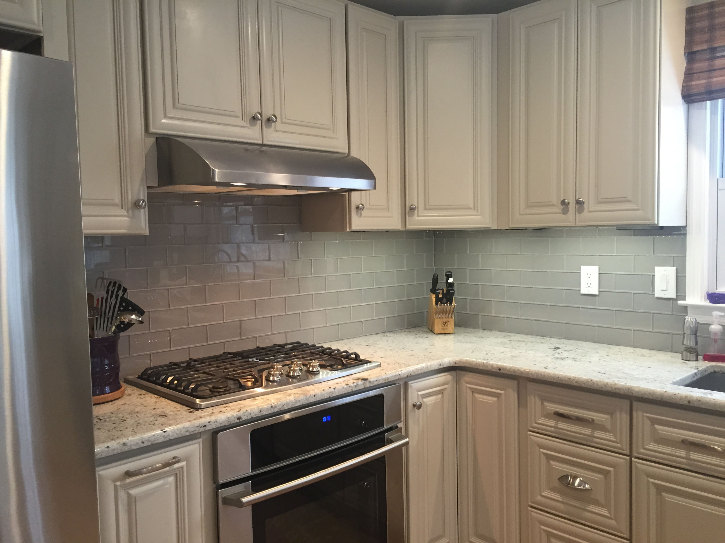 Tile Kitchen Backsplash  75 Kitchen Backsplash Ideas for 2019 Tile Glass Metal etc