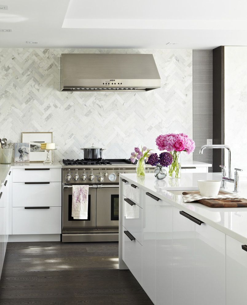 Tile Kitchen Backsplash  Creating the Perfect Kitchen Backsplash with Mosaic Tiles