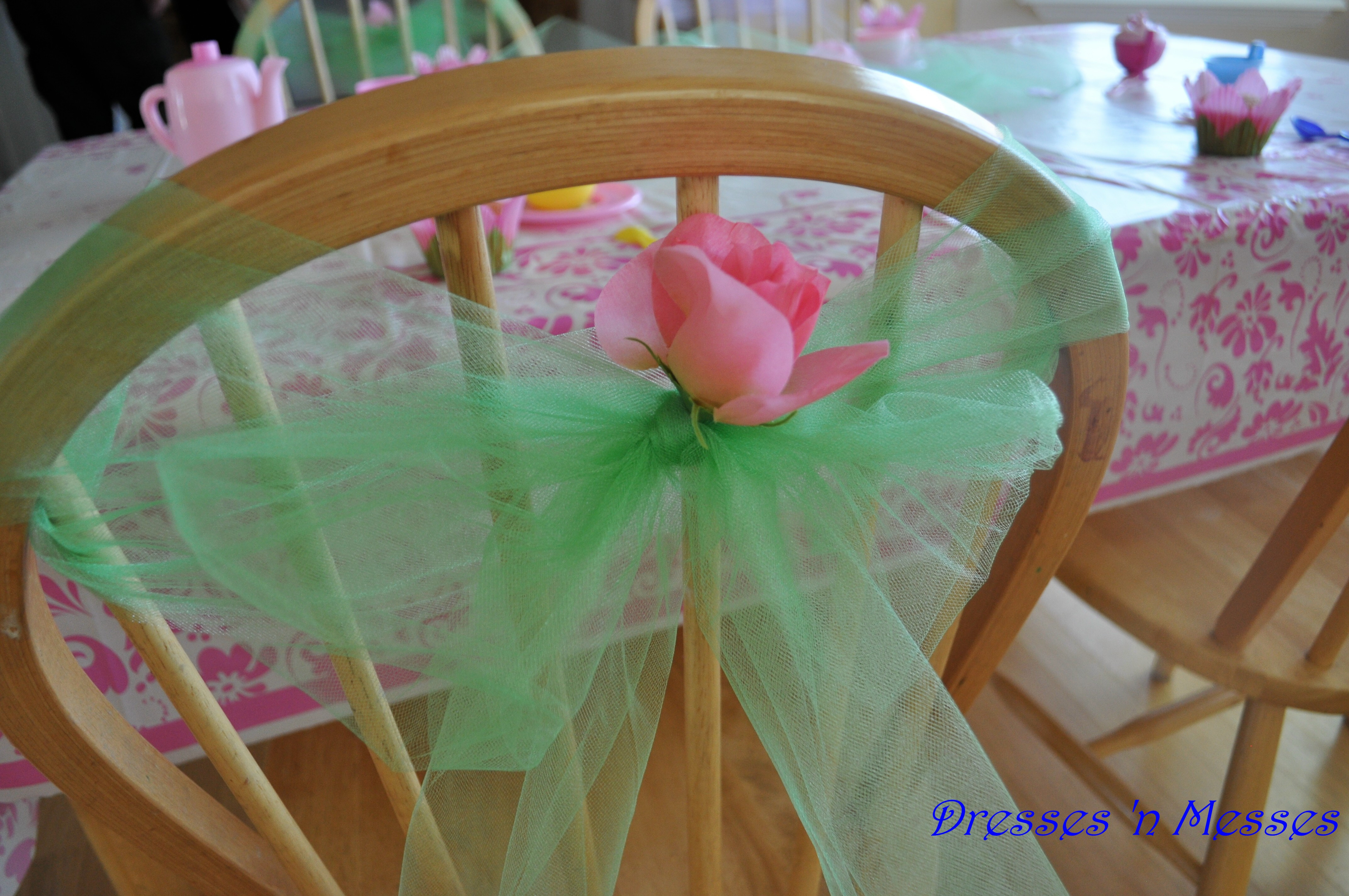 Tinkerbell Birthday Party Decorations  Birthday Ideas Tinkerbell Fairy Party