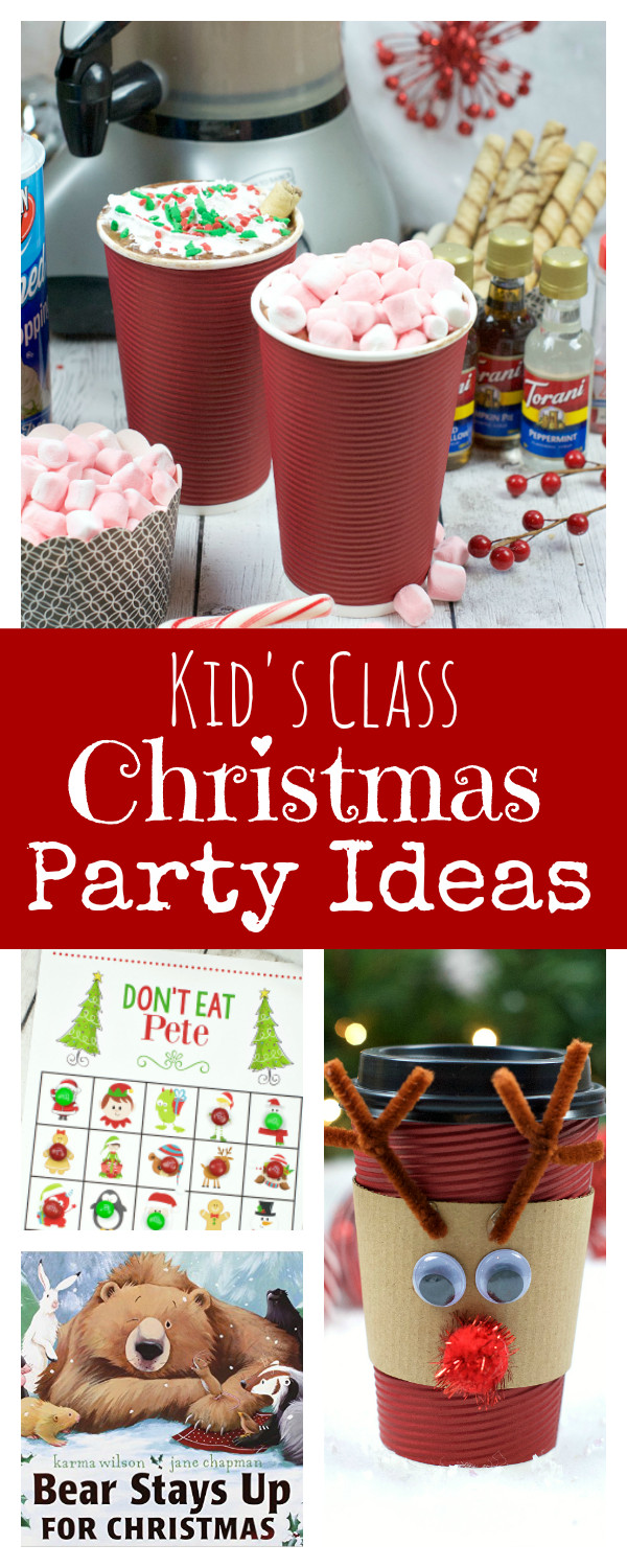 Toddler Christmas Party Ideas  Kid s School Christmas Party Ideas – Fun Squared