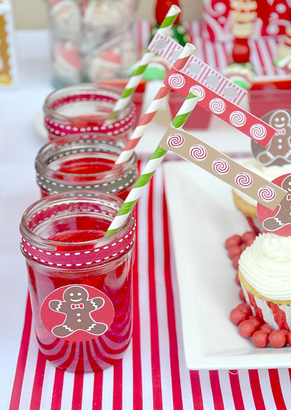 Toddler Christmas Party Ideas  Gingerbread House Decorating Kids Party Party Ideas