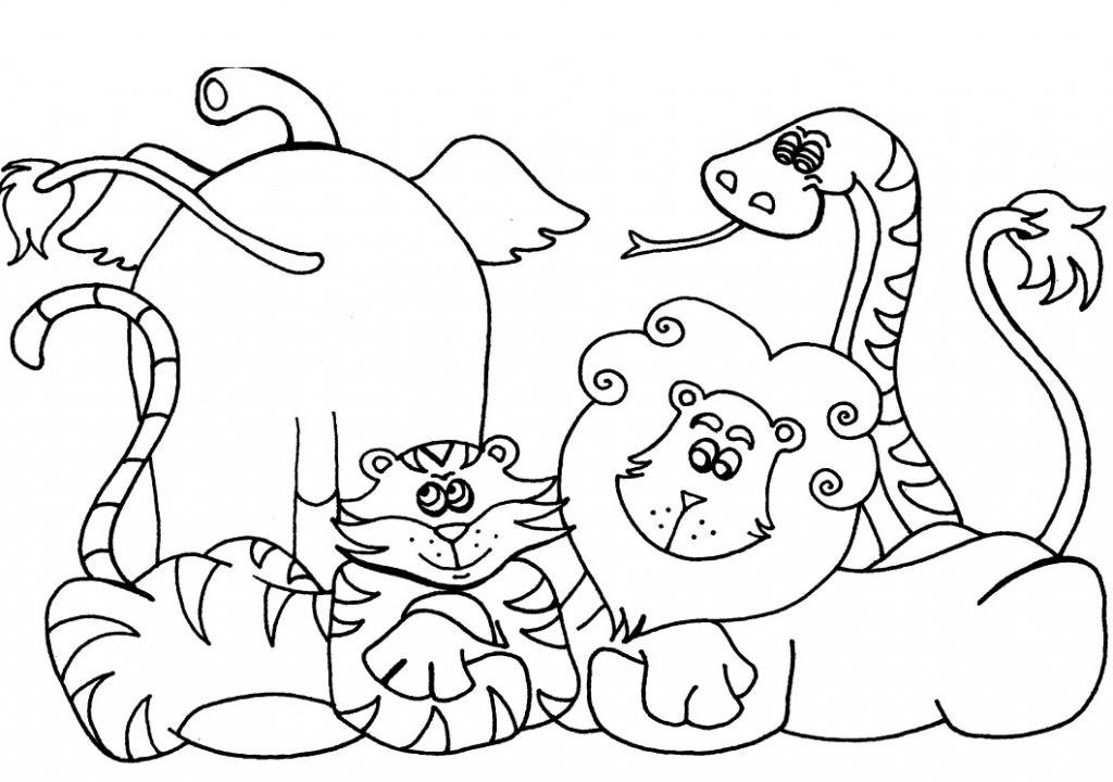 Toddler Learning Coloring Sheets Free  Free Printable Preschool Coloring Pages Best Coloring