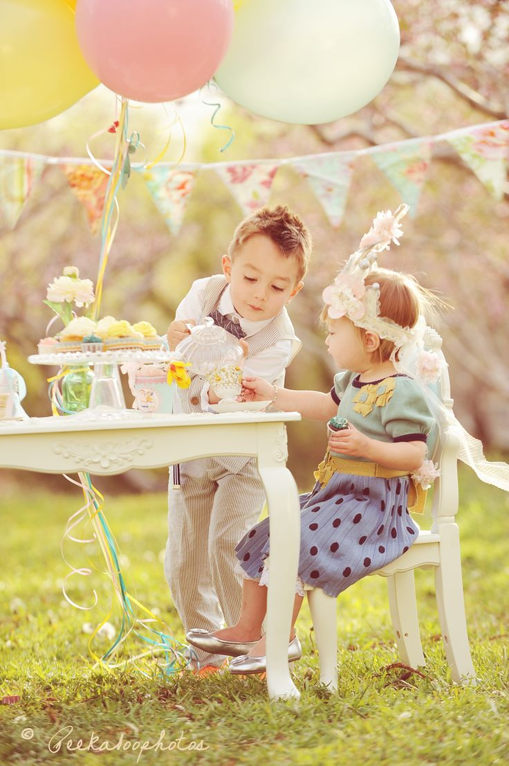 Toddler Tea Party Ideas  17 Best images about Hemstitch Vintage Shoot