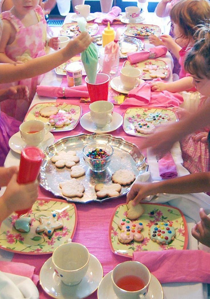 Toddler Tea Party Ideas  Best 25 Kids tea parties ideas on Pinterest