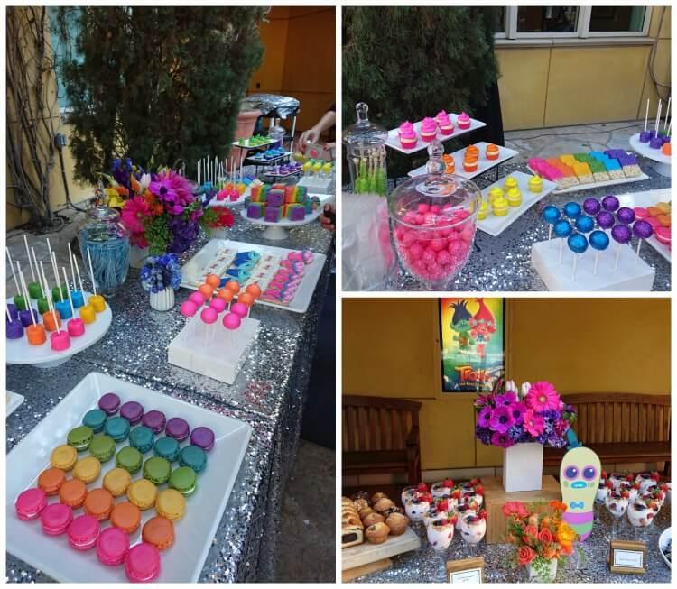 Troll Party Ideas  Trolls Birthday Party Ideas Rainbow Sparkly Fun