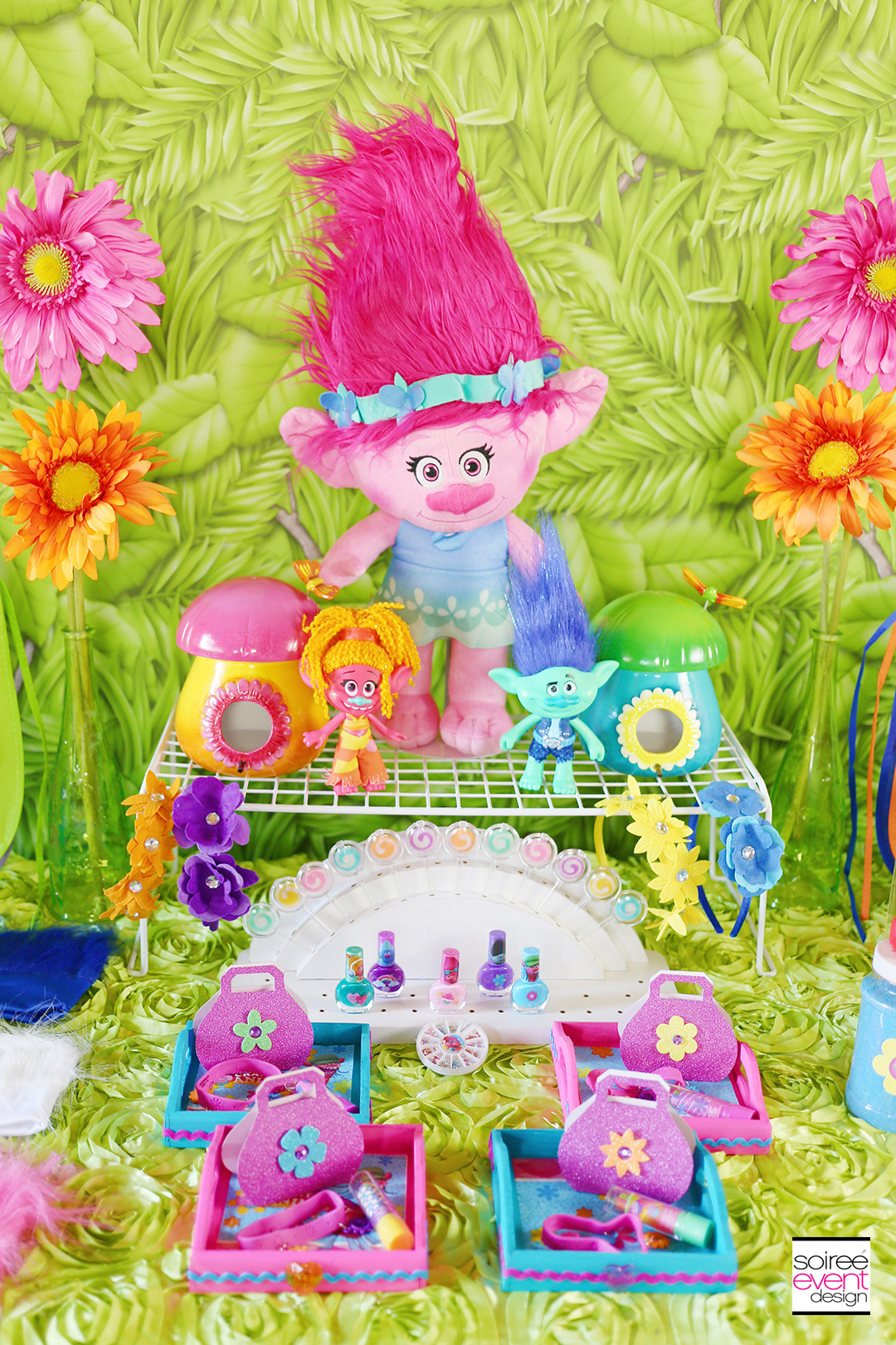 Troll Party Ideas  TREND ALERT Host a Trolls Party with these Trolls Party