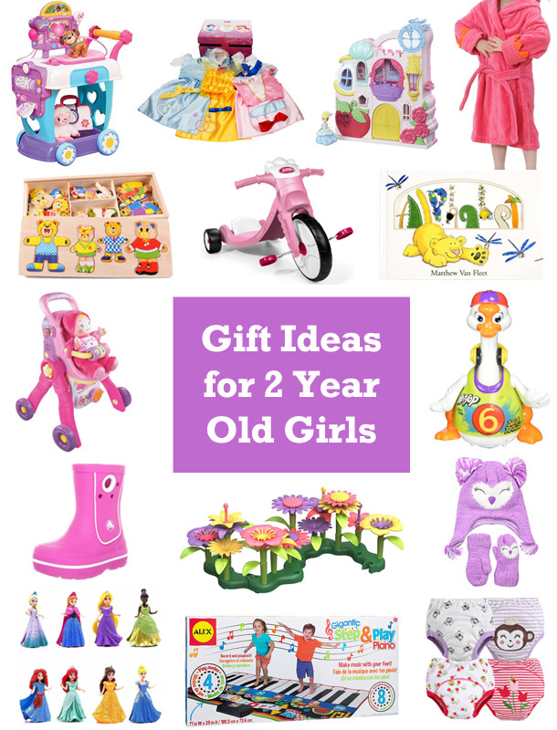 Two Year Old Birthday Gift Ideas  15 Gift Ideas for 2 Year Old Girls [2016]