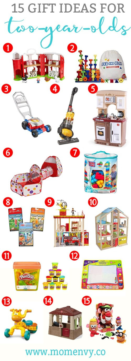 Two Year Old Birthday Gift Ideas  Gift Ideas for Two Year Olds