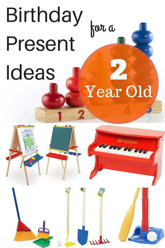 Two Year Old Birthday Gift Ideas  Two year olds Birthday presents and Birthdays on Pinterest
