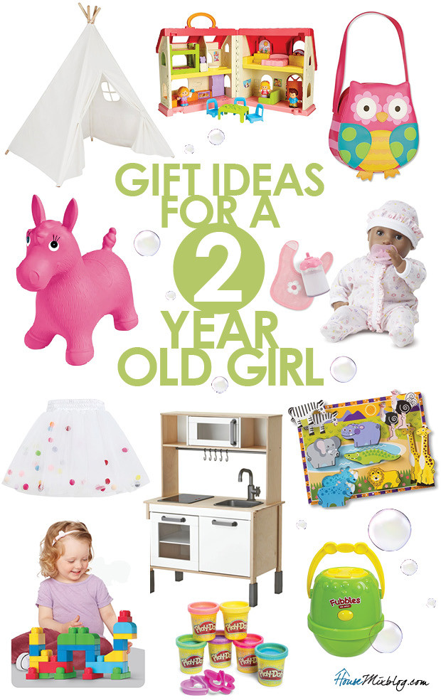 Two Year Old Birthday Gift Ideas  Toys for 2 year old girl