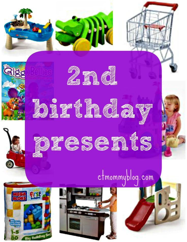 Two Year Old Birthday Gift Ideas  Best Toddler Toys for Two Year Olds 2nd Birthday Presents