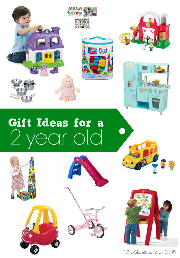 Two Year Old Birthday Gift Ideas  Birthday Gift Ideas for Two Years Old The Educators