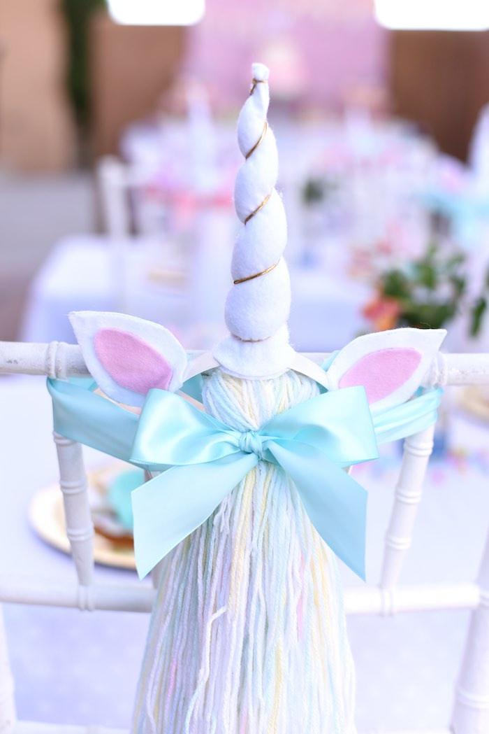 Unicorn Birthday Party Decorations Ideas  Kara s Party Ideas Pastel Unicorn Themed Birthday Party