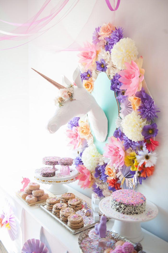Unicorn Party Ideas  Go Ask Mum 12 Magical Unicorn Party Ideas That Will Blow