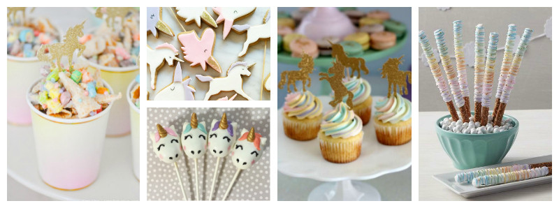 Unicorn Party Ideas Food  Parties Full Wonder