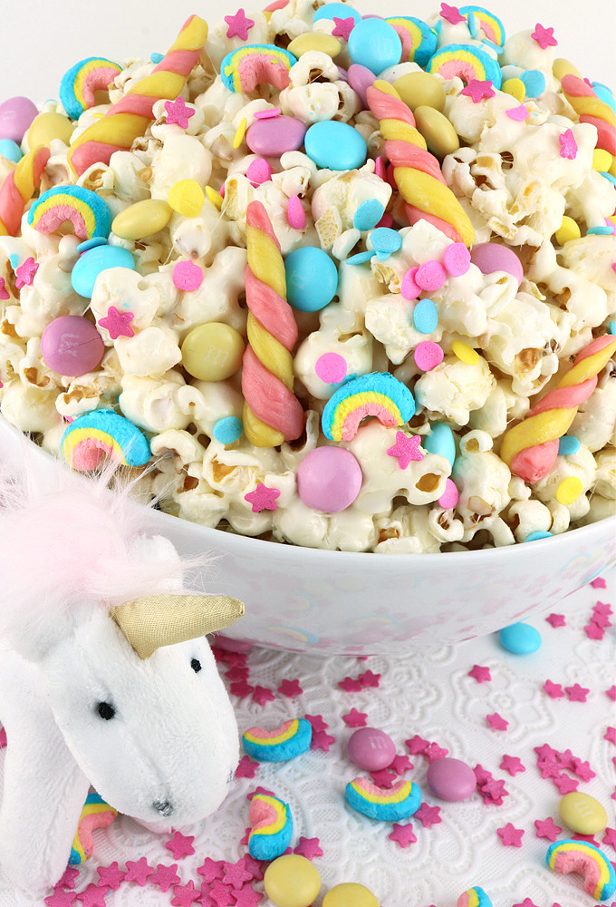 Unicorn Party Ideas Food  Totally Perfect Unicorn Party Food Ideas