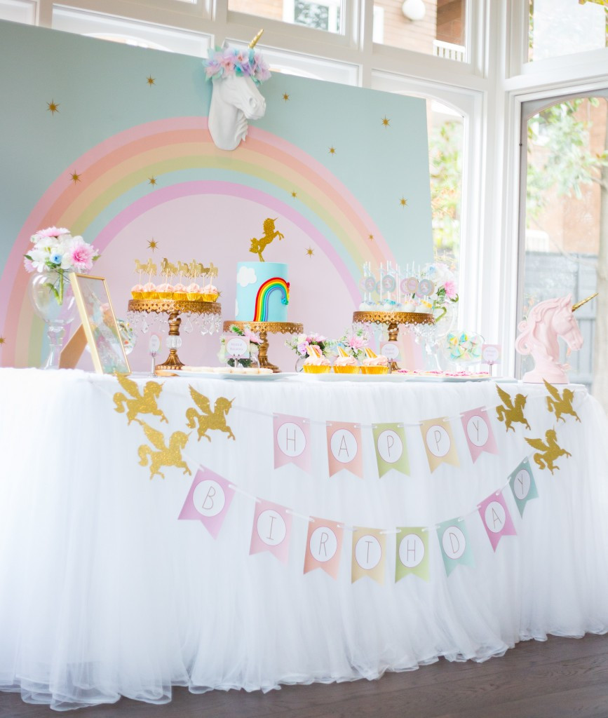 Unicorn Party Ideas  17 Unicorn Party Ideas To Throw The Ultimate Unicorn Party