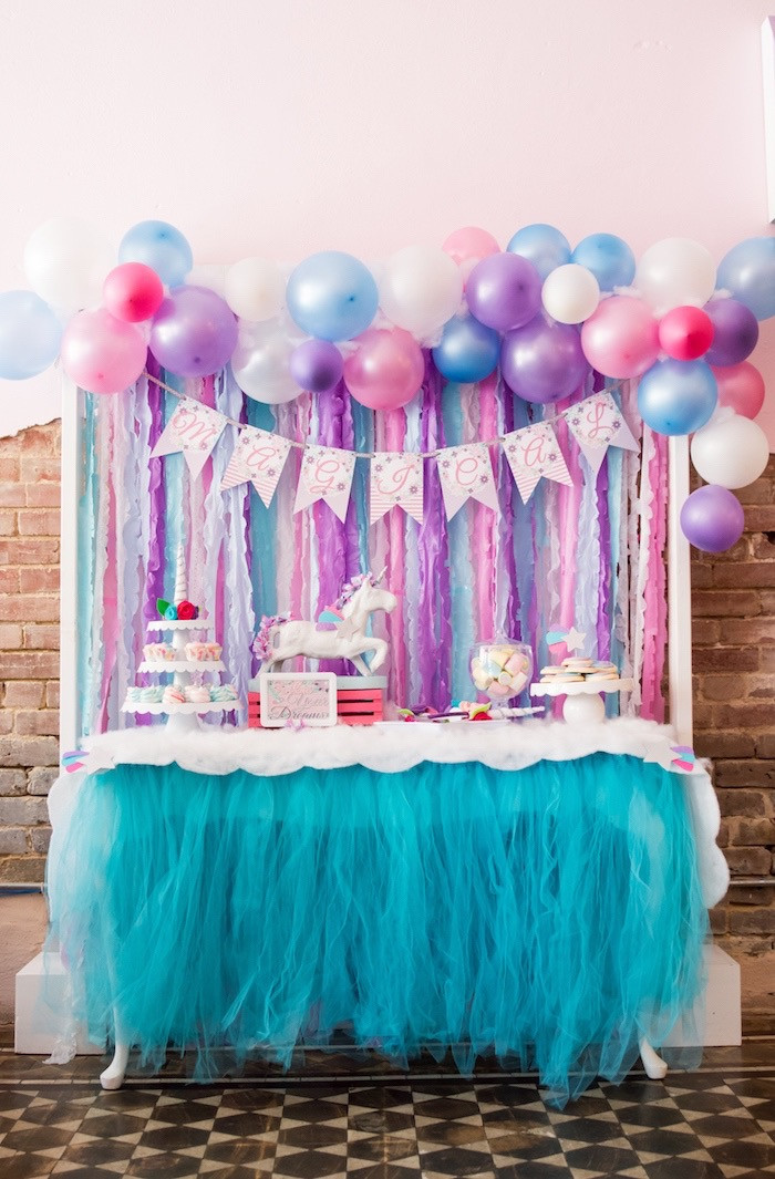 Unicorn Party Ideas  Kara s Party Ideas Magical Unicorn Party