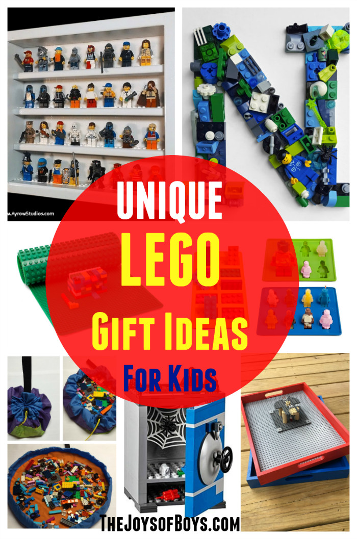 Unique Gift Ideas For Boys  Unique LEGO Gift Ideas for Kids who LOVE LEGO