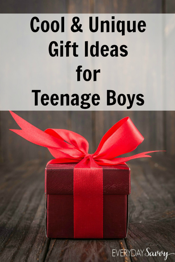 Unique Gift Ideas For Boys  Cool and Unique Gift Ideas for Teenage Boys
