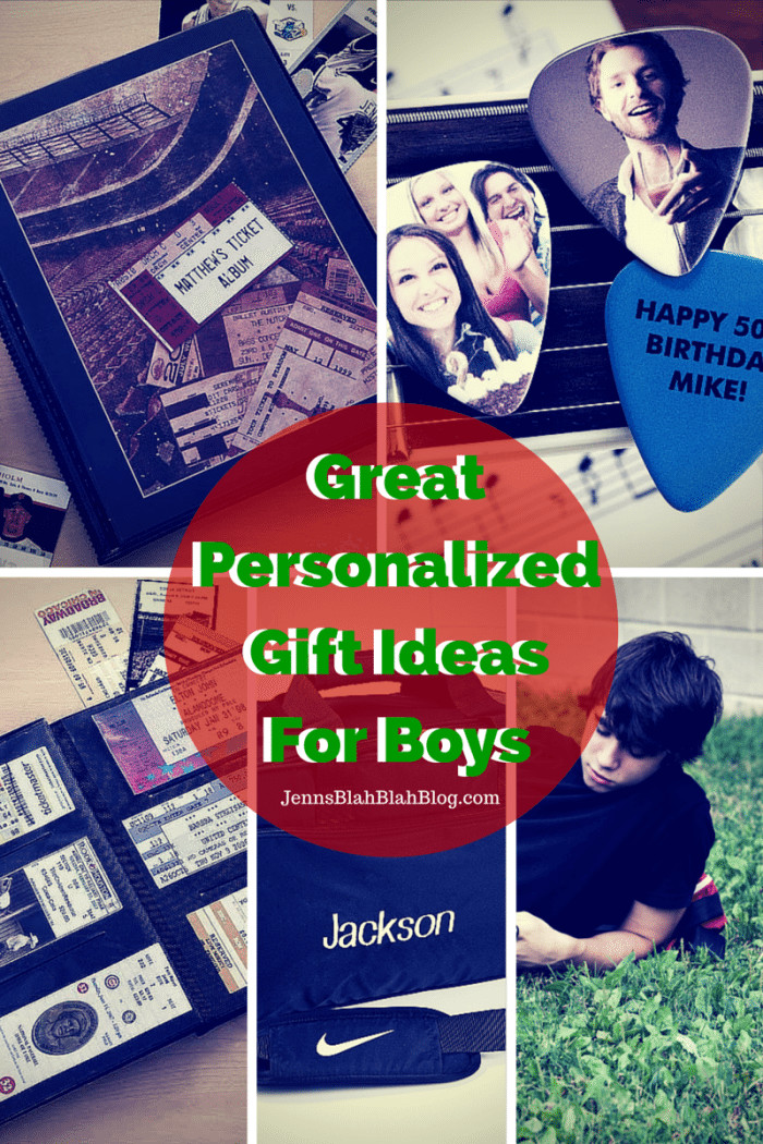 Unique Gift Ideas For Boys  Personalized Gift Ideas For Boys Personalization Mall