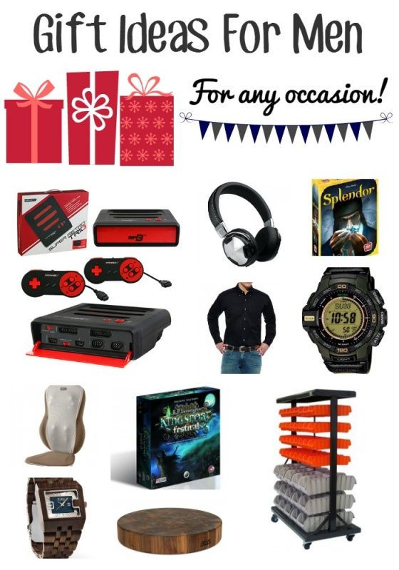 Unique Gift Ideas For Boys  t ideas for men or teenage boys for christmas unique
