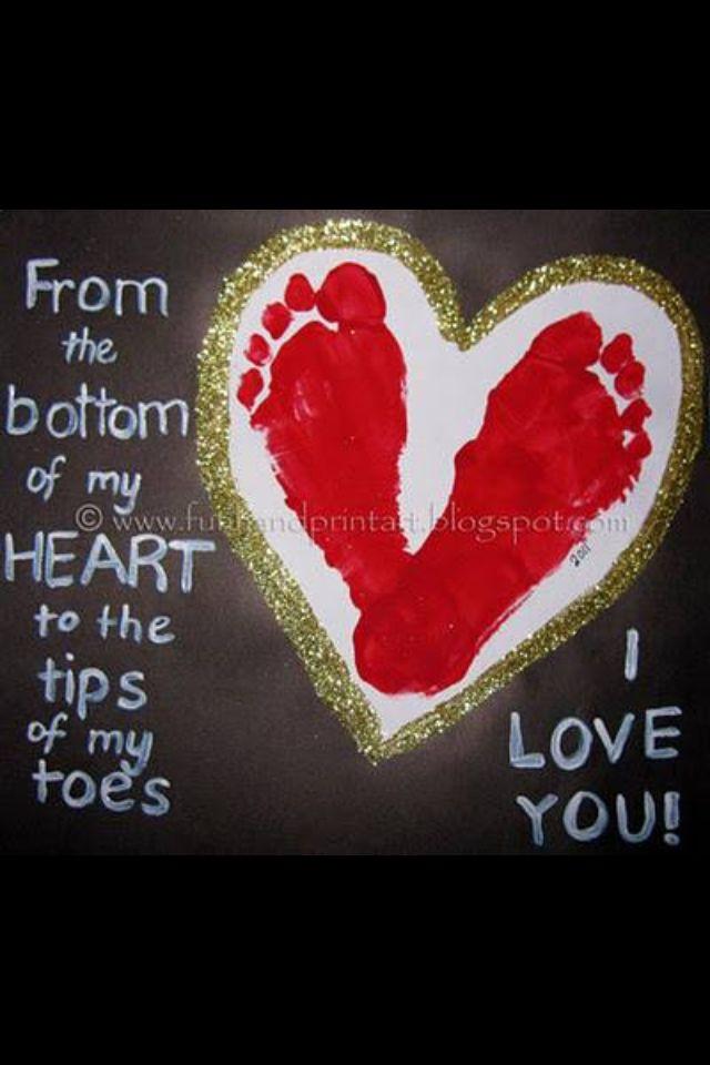 Valentine Cards Craft For Preschool  Preschool valentine t for parents