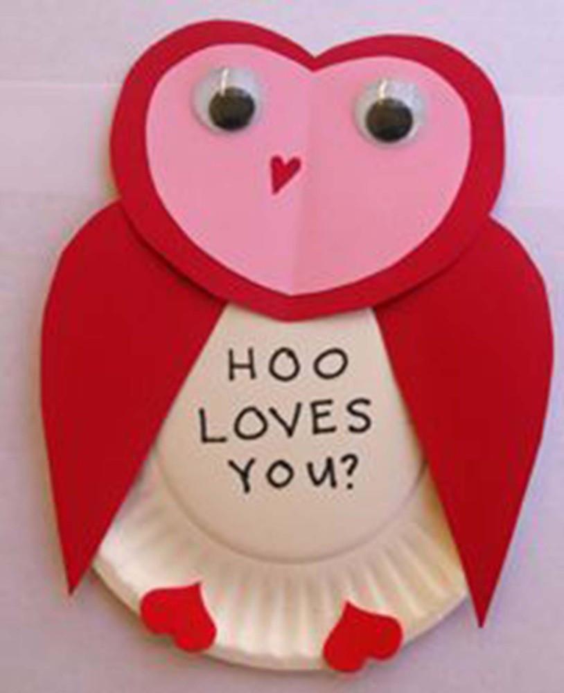 Valentine Craft Preschoolers  23 Easy Valentine s Day Crafts That Require No Special